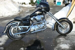 Harley Sportster Hopper for Sale.