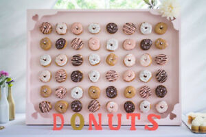 Donut Wall / Donut Bar / Donut Board-- FOR RENT/PURCHASE