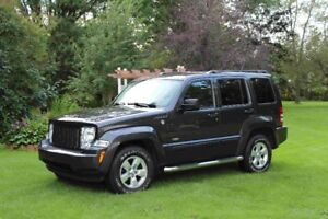 Jeep Liberty North Edition trail rated 4x4