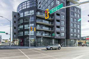 All Inclusive 2 bdrm + Den Condo, 1 Victoria, Downtown Kitchener Kitchener / Waterloo Kitchener Area image 1
