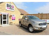 2016 FORD RANGER TDCI 200 LIMITED 4X4 DOUBLE CAB PICK UP DIESEL