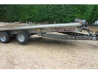 Brian James Car Transporter Trailer
