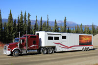 ONE OF A KIND TOY HAULER!! FOR BIG BOYS ONLY!!