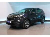 2021 Kia Sportage 1.6 CRDi MHEV 2 (s/s) 5dr SUV Diesel Hybrid Manual