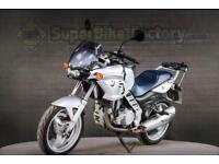 2002 52 BMW F650 CS 650CC