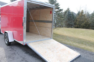 TRAILERS FOR RENT - enclosed - dump - landscape- car hauler