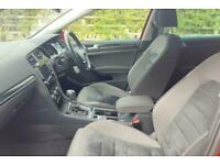 2015 Volkswagen Golf 2.0 TDI GT 5dr DSG Auto Hatchback Diesel Automatic