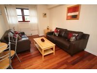 Modern 1 Bed Furnished Apartment, Tollcross Rd