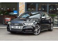 2017 Audi S3 SPORTBACK QUATTRO Semi Auto Hatchback Petrol Automatic