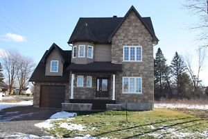 NEW HOME FOR SALE - IMMEDIATE POSSESSION