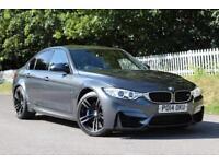 2014 BMW M3 3.0 M3 4D AUTO 426 BHP
