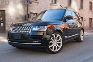 2016 Land Rover Range Rover Supercharged SUV, Crossover