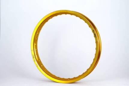 PRO WHEEL MX RIM 19 x 1.85 36H GOLD