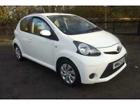 2013 Toyota AYGO 1.0 VVT-i Ice 5dr Hatchback Petrol Manual