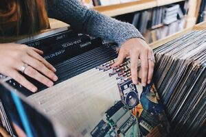 Summer sizzling prices on NEW Vinyl Records, up to 50% off