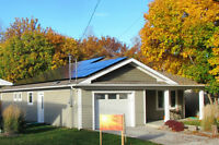 Solar Home For Sale in Grand Forks BC
