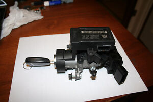 2005 chrysler 300  ignition switch with key and entry receiver