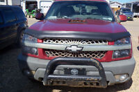 2002 Chevrolet Avalanche 1500 Pickup Truck - $5000 Firm