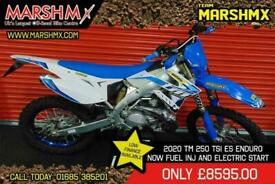 TM EN 250 Fi 2020 2 Stroke Enduro Fully loaded - Finance Available