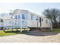 Marton mere Blackpool platinum 3 bed caravan illuminations £250 for Mon to fri