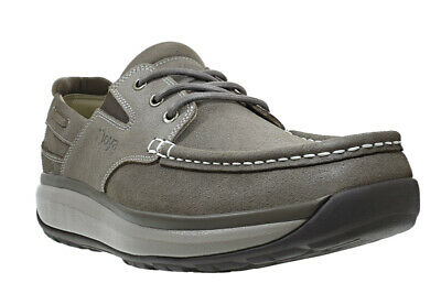 New Joya Havanna Chocolate Chip Men's Casual Boat Shoe UK 8 Ex Sample
