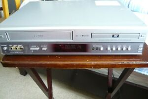 TOSHIBA VCR/DVD COMBO PLAYER MODEL: SD-V280