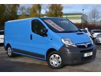 2010 Vauxhall Vivaro 2.0CDTI [115PS] Van 2.9t 5 door Panel Van