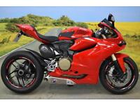 Ducati 1199 Panigale ** TERMI' EXHAUST, REAR SETS, D/B SCREEN, TAIL TIDY **