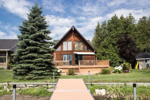 BEAVER LAKE COTTAGE AVAILABLE THIS FALL AND WINTER