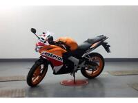 Honda CBR125 Commuter