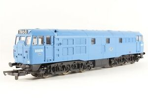 lima L204614  Class 31 D5578 in BR experimental blue,BRAND NEW!