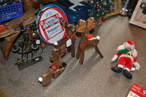 Vintage Christmas Bulb Sets (Boxed!) + Other Various Decorations Windsor Region Ontario image 9