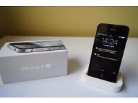 IPHONE 4S 16GB NETWORK O2 TESCO great condition