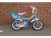 Childs Pom Pom bike