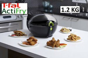NEW T-FAL ACTIFRY EXPRESS 1.2 KG FRYER, BLACK