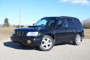 Subaru Forester ST/B JDM LOW KM'S MANUAL!!!