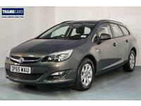 2015 Vauxhall Astra 1.6 115ps Design With Front And Rear Parking Sensors, Air Co
