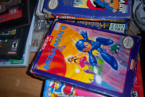 $ CASH FOR NINTENDO GAME AND SYSTEM BOXES OR MANUALS $