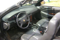 chrysler sebring decapotable 2000