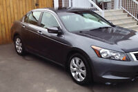 2010 Honda Accord Familiale