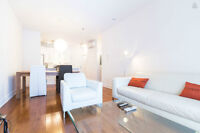 Everything included new condo, Metro, Quartier Spectacles, Mcgil