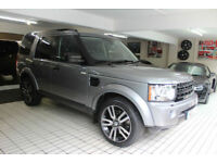 Land Rover Discovery 4 3.0SD V6 ( 245bhp ) 4X4 Auto 2011MY Landmark,55,000 MILES