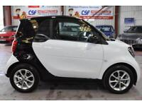 2015 15 SMART FORTWO 1.0 PASSION 2D 71 BHP