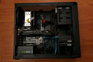 Gaming and 3D Rendering Workstation