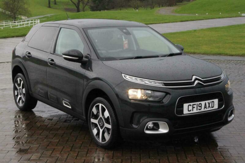 2019 Citroen C4 Cactus 1.2 PureTech GPF Flair (s/s) 5dr Hatchback Petrol Manual