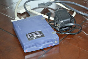 ZIP drive 100MB SCSI + PArallele MAC ou PC