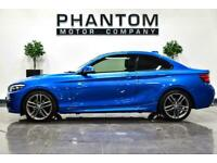 2018 BMW 2 Series 2.0 218d M Sport (s/s) 2dr Coupe Diesel Manual