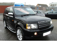 Land Rover Range Rover Sport 4.2 V8 auto 2006 Supercharged