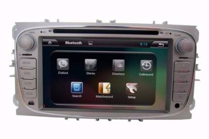 FORD Mondeo Focus ANDROID 5.1 CAR DVD GPS free reverse camera