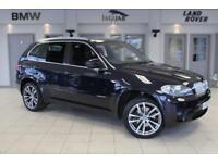 2011 60 BMW X5 3.0 XDRIVE40D M SPORT 5D AUTO 302 BHP DIESEL